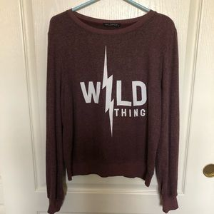 Wildfox 'Wild Thing' jumper